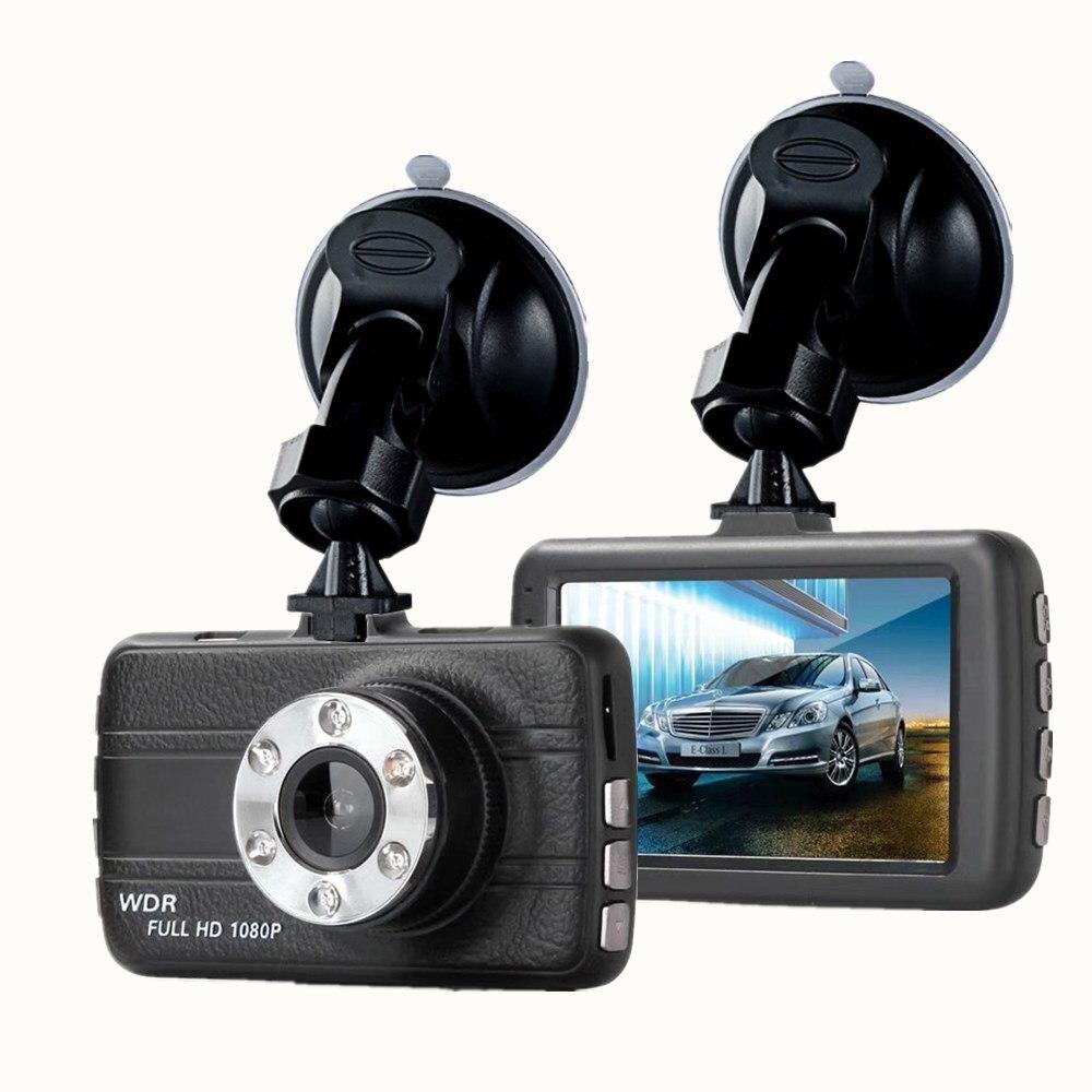 DVR Dash-Cam Driving-Recorder Vehicle Camera G-Sensor Car 3inch Motion-Detection Night-Vision