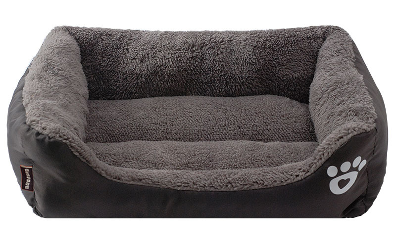 Comfortable Soft Fleece Dog's Bed