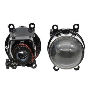 Image 1 - 2pcs HID Bi xenon Fog Lights For Grand Vitara 2 / II JT 2005 2015 Projector Lens Retrofit XL7 Swift SX4 Alto Splash Jimny Ignis