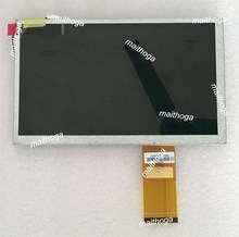 Cpt 8.0 Inch Hd Tft Lcd scherm CLAP080LJV1 Cw 800 (Rgb) * 480 Wvga