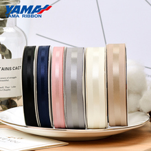YAMA Grosgrain Edge Satin Ribbon 9 16 25 38 mm 100yards and 3/8