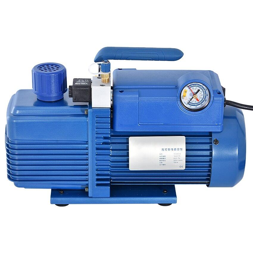 1 шт. V i280SV новый вакуумный насос для хладагента автоматический вакуумный насос переменного тока 198л/мин (Гц) 226л/мин (60 Гц) 110 В/220 В