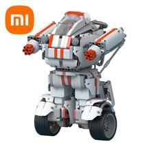 Original Xiaomi MITU Mi Robot Builder DIY 978 Part Self balancing System Wireless Smartphone Control Modular Graphic Programming