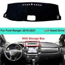 Protector Dashboard-Cover Ford Ranger Carpet-Dashmat Rug-Pad Sun-Shade