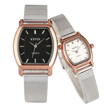 Lovers Watches Quartz Stainless Steel Watch
