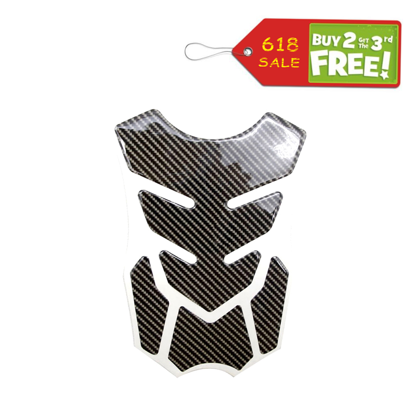 3D motorcycle Stickers And <font><b>Decals</b></font> Fule Gas Tank pad Tankpad Protector FOR Suzuki 1200 bandit ktm 125 exc k1300r gsf 600 <font><b>kx250f</b></font> image
