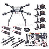 ZD550 550mm 550 Carbon fiber Quadcopter Rahmen FPV Pixhawk 2.4.8 Flight Controller M8N GPS 3508 580KV Motor 40A ESC 1245 requisiten