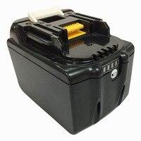 Bl1890 bateria caso pcb placa de proteção de carregamento caixa escudo para makita 18 v bl1860 9.0ah 6.0ah led li ion bateria indicador|  -