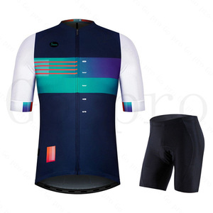 maillot ciclismo 2020 summer bicycle clothing cycling set Uv protective breathable bicycle clothing Gobikeful Ropa ciclismo