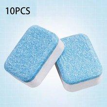 10 шт шипучие таблетки Посудомоечная Машина Глубокой Очистки