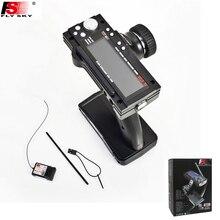 Flysky FS-GT3B FS GT3B 2,4G 3CH Gun RC System передатчик с приемником для радиоуправляемого автомобиля лодки СВЕТОДИОДНЫЙ ным экраном
