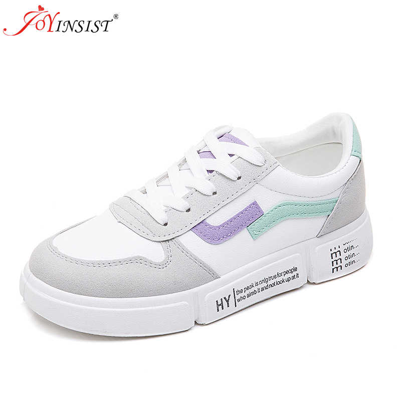 Frau 2019 Casual Frühling Weiße Schuhe Student Schuhe Turnschuhe Schuhe Niedrigen Schuhe Koreanische Schuhe
