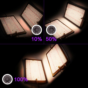 240W Samsung LM301B Board QB288 AC 110V/220V Meanwell driver DIY Full Spectrum Indoor LED Grow Light for Veg and Bloom