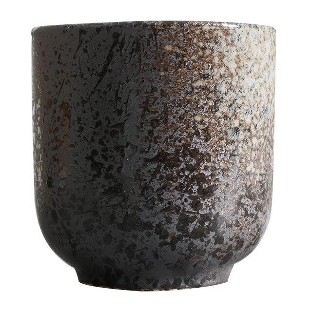 Чайная чашка RUX, керамическая, ручная роспись 5