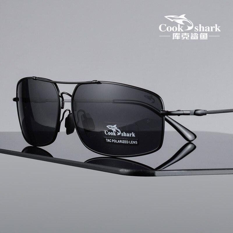 Мужские солнцезащитные очки Cook Shark 2020, мужские солнцезащитные очки хипстеры, поляризационные солнцезащитные очки для вождения|Мужские солнцезащитные очки| | АлиЭкспресс