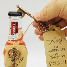 25pcs Metal Key Bottle Opener Beer Wine Opener Kitchen Tools Wedding Gifts For Guest Wedding Party Favors Marriage Decorations 30pcs custom personalized name date bottle opener keychain wedding gifts for guests wedding souvenirs wedding favors and gifts