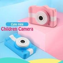 Цифровая детская мини камера экран 35 дюйма фотовидеокамера