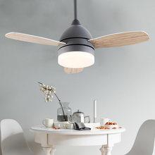 Современные миниатюрные светодиодные потолочные вентиляторы