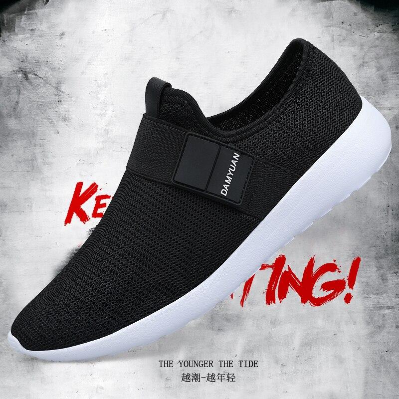 Мужские кроссовки 2020, модный светильник , спортивная обувь , мужские лоферы , дышащие удобные кроссовки , теннисные мужские уличные Прогулочные кроссовки 46 кроссовки кеды|Повседневная обувь|   | АлиЭкспресс