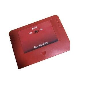 Image 4 - بطاقة إعادة تشغيل خرطوشة جديدة متكاملة في 1 مع قراءة مباشرة 4 متر مسرع وظيفة غولدفنجر ذاكرة 8 ميجابايت لذاكرة سيجا زحل