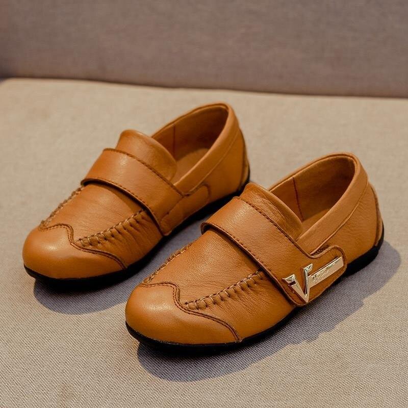 Children Boys School-Style Loafers