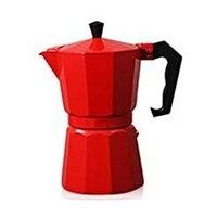 알루미늄 모카 커피 포트 이탈리아 커피 메이커 휴대용 커피 주전자 주방 도구 stovetop 여과기 에스프레소 포트