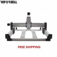WorkBee CNC Router Machine kit,CNC Milling Woodworking Metal Engraving Milling Machine Mechanical kit