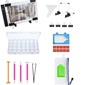 DIY Diamond Painting Accessories 5D Cross Stitch Embroidery Pen Tools Apply To