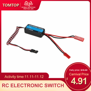 Remote Control Electronic Swit