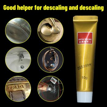 New Polishing Agent for Automobile Hub 10g Ultimate Metal Polish Cream for Copper Brass Chrome Sterling Silver Aluminium image