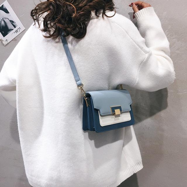 Luxury Handbags Women Bags Designer Flap Mini Crossbody Bags for Women 2019 New Wallet Ladies Purses Fashion Shoulder Bag bolsas