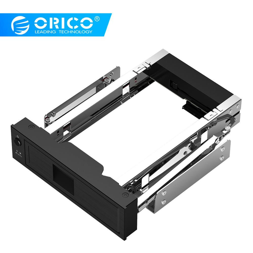 ORICO 3.5 pouces HDD cadre Support Mobile interne HDD boîtier cd-rom espace outil libre conception Support MAX 6 to PC bricolage accessoires