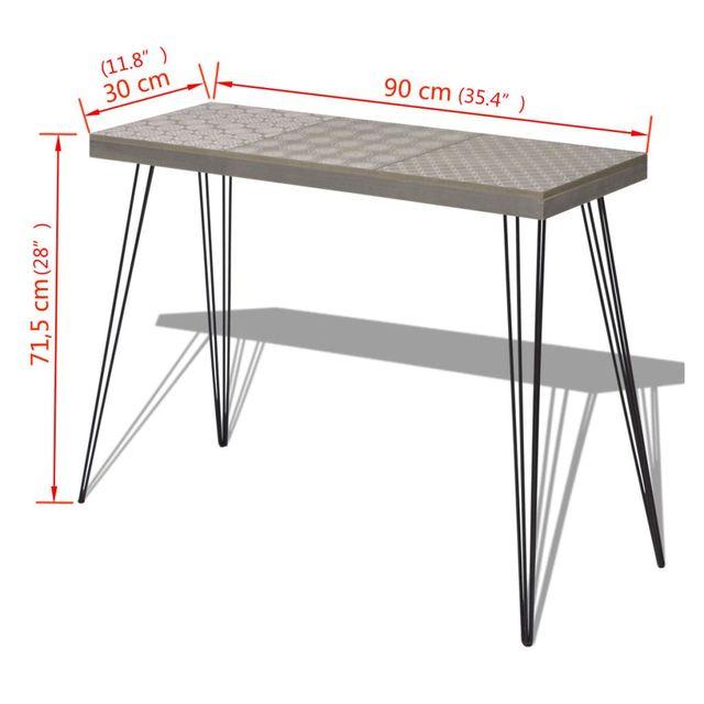 Retro Side Table 5