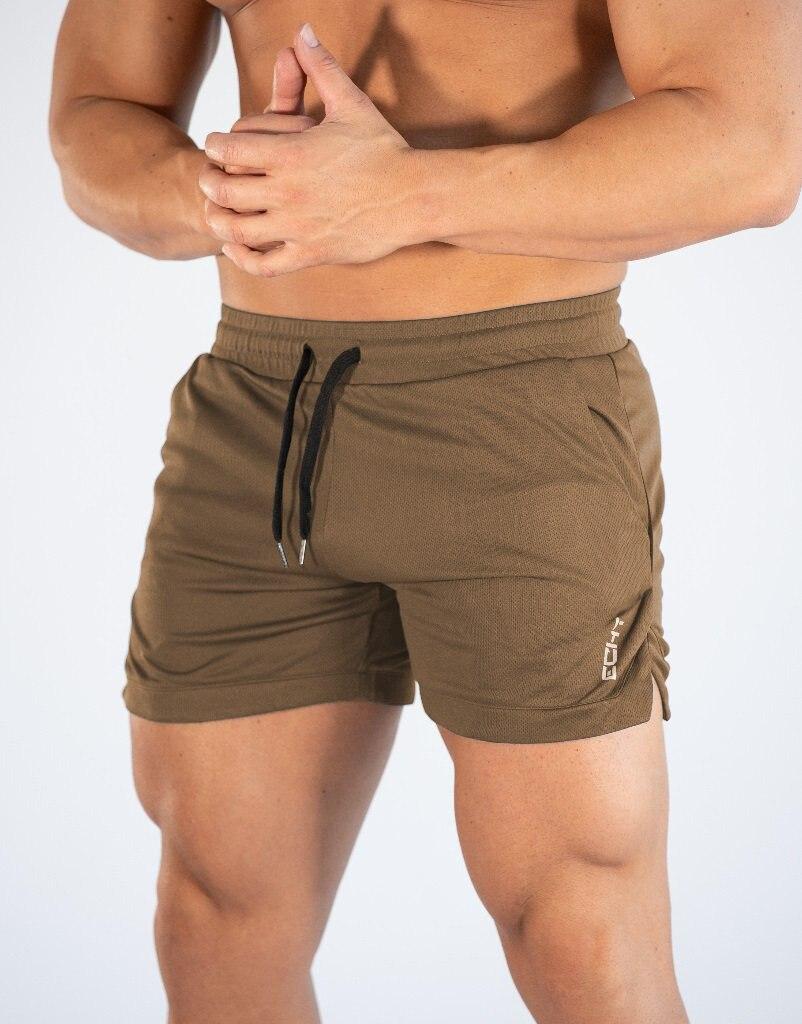 2020 Summer Sports Shorts Pocket Running Shorts Men Gym Fitness Training Run Jogging Shorts Sweatpants Short Pants Outdoor Fitne