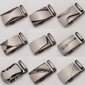 Fashion Luxury Alloy Automatic Belt Buckles 1
