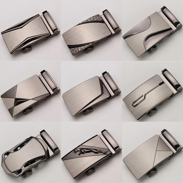 Fashion Luxury Alloy Automatic Belt Buckles 1
