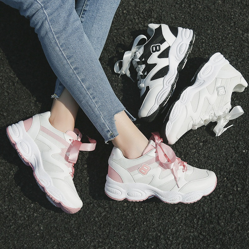 Super Sale #d6d3e Women Sneakers White Running Shoes For