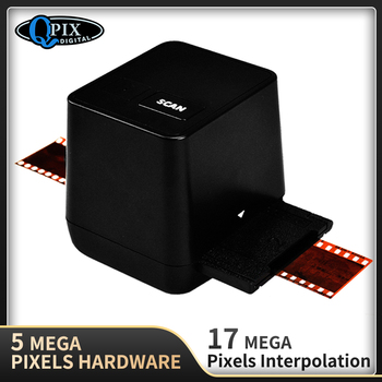 Protable Negative Film Scanner 35mm 135 Slide Converter Photo Digital Image 17.9 Mega Pixels Monochrome - discount item  30% OFF Office Electronics