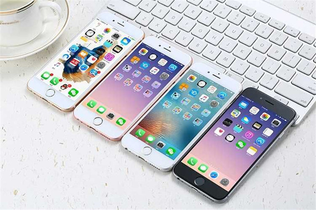 Original Unlocked Apple Iphone 7 4G LTE Mobile Phone 2G RAM 32GB/128GB/256GB ROM 4.7''12.0 MP Fingerprint Smartphone 2