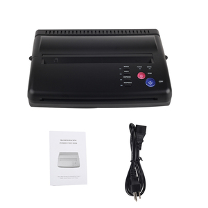 Image 2 - Tattoo Transfer Machine Printer Drawing Thermal Stencil Maker Copier for Tattoo Transfer Paper