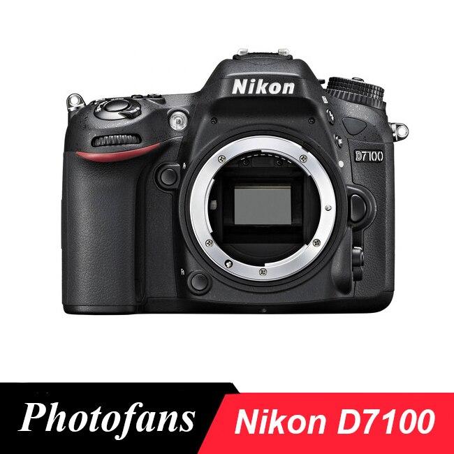 Nikon D7100 Camera DSLR Digital Cameras -24.1 MP DX-Format -Video (New)