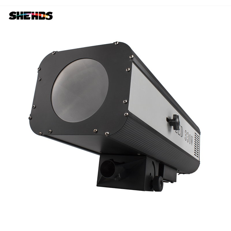 SHEHDS LED 330W Follow Spotlight With Flight Case Best For Party/Family Gathering Wedding Professional DJ Stage Effect Lighting