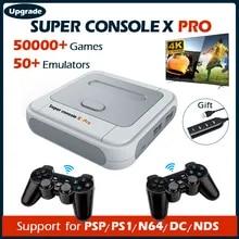 Game-Player Consoles Emulator Video-Game 50000 Retro Tv Mini Tv X-Pro with Wifi HD