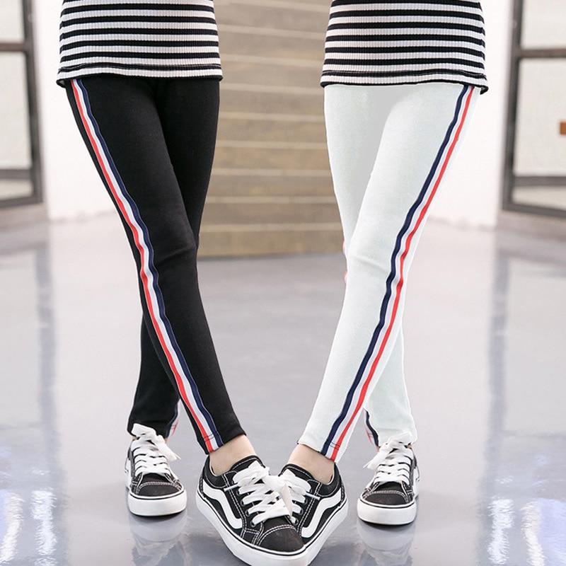 Anak Katun Celana Untuk Gadis Bayi Jogger Pinggang Elastis Anak Anak Celana Bayi Celana Musim Semi Musim Gugur Anak Perempuan Legging Celana Aliexpress