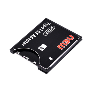 Image 4 - Chipal 고속 sdxc sdhc 표준 컴팩트 플래시 타입 i 카드 컨버터 sd cf 어댑터 카드 지원 용량 8 gb 128 gb