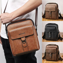 Casual font b Men s b font composite Leather font b Bag b font Vintage font
