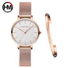 무료 배송 japanischen bewegung 모드 farbe 디자인 초박형 메쉬 밴드 방수 완장 frauen armbanduhr luxus damen watch
