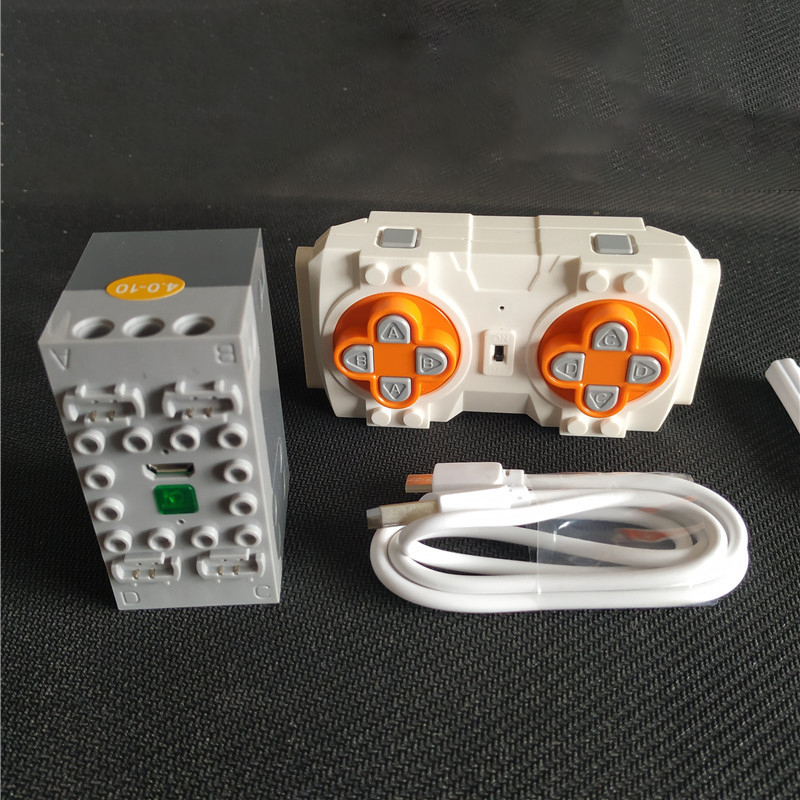 novo telefone criativo bluetooth controle remoto 4 canais bateria de litio caixa blocos de construcao compativel