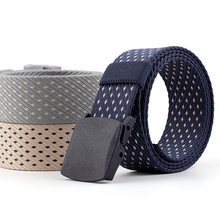 Anti Allergy Waistband Belt Brand Unisex Design without Metal Security Nylon Out