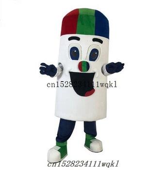 Śliczne Cosplay Lcecream przebranie kostiumy maskotki na świąteczne ubrania maskotki tanie i dobre opinie CN (pochodzenie) Dla dorosłych Boże narodzenie